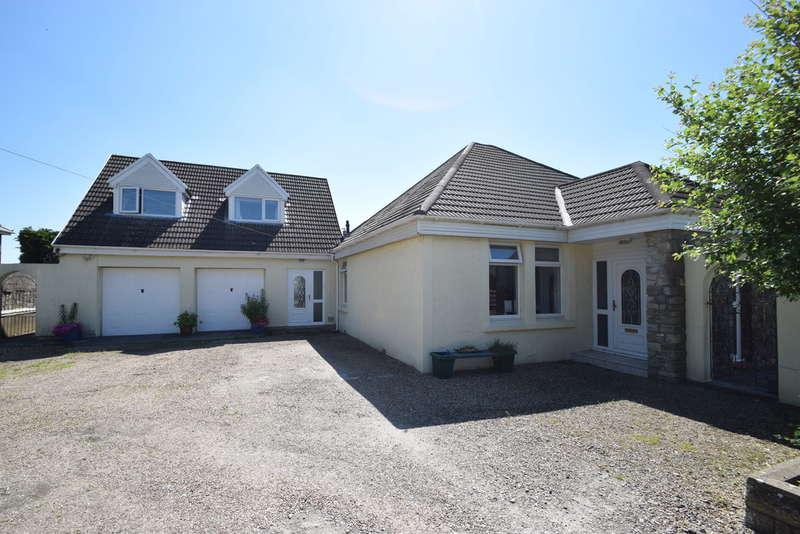 5 Bedrooms Detached House for sale in Uchelfan, Ewenny, Bridgend County Borough, CF35 5AP
