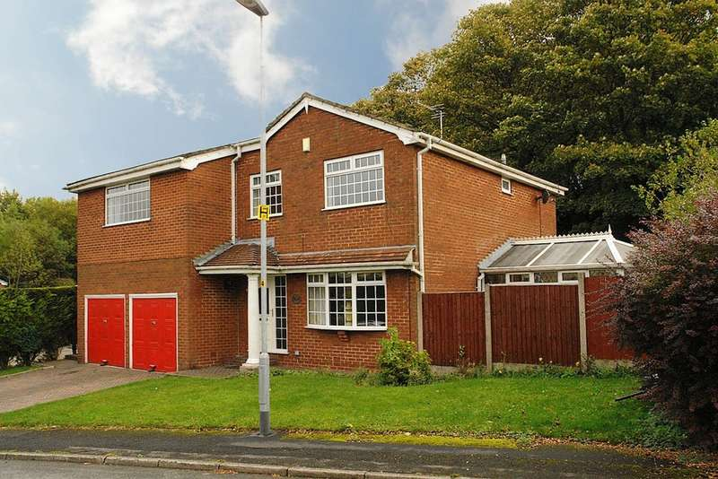 4 Bedrooms Detached House for sale in 7 Beck Grove, Shaw