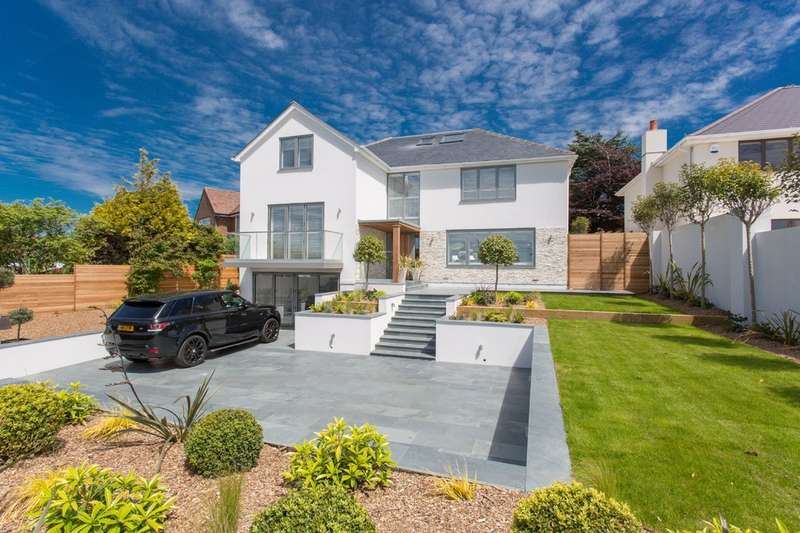 5 Bedrooms Detached House for sale in Hill Brow, Hove
