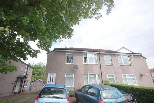 3 Bedrooms Flat for sale in 305 Kingsbridge Drive, Bankhead, Glasgow, G73 2BS