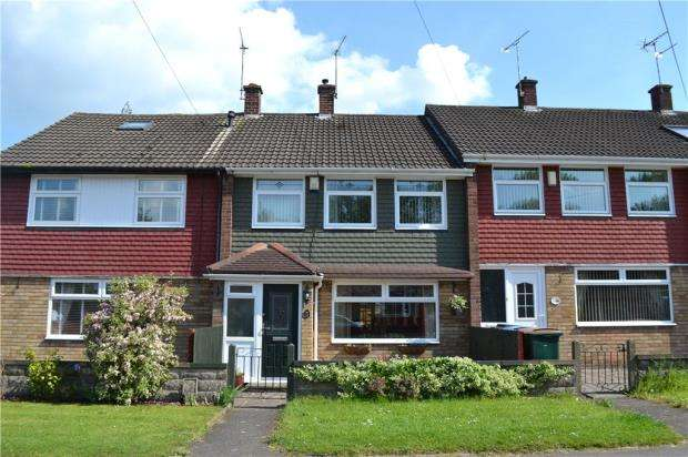 3 Bedrooms Terraced House for sale in Parrotts Grove, Aldermans Green, Coventry, West Midlands