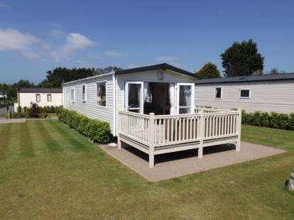 2 Bedrooms Mobile Home for sale in Oyster Bay, Halt Road, Goonhavern