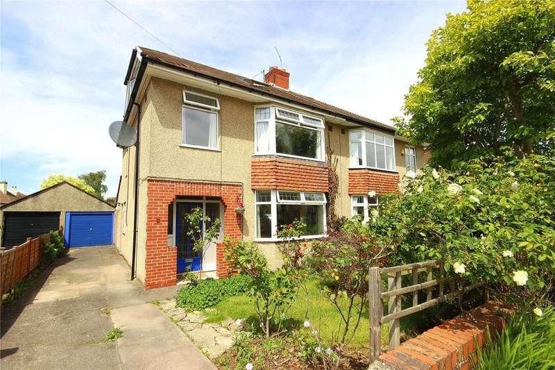 4 Bedrooms Semi Detached House for rent in Cote Park, Westbury On Trym, Bristol, BS9