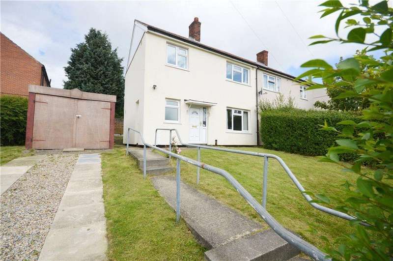 3 Bedrooms Semi Detached House for sale in Bedford Green, Leeds, West Yorkshire