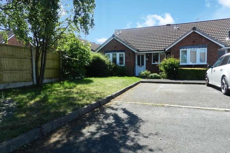 2 Bedrooms Mews House for sale in Rimington Close, Culcheth, Warrington, WA3 4DT