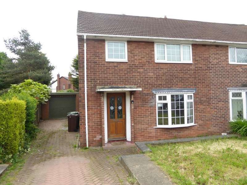 3 Bedrooms Semi Detached House for sale in Windsor Crescent, Wrenthorpe