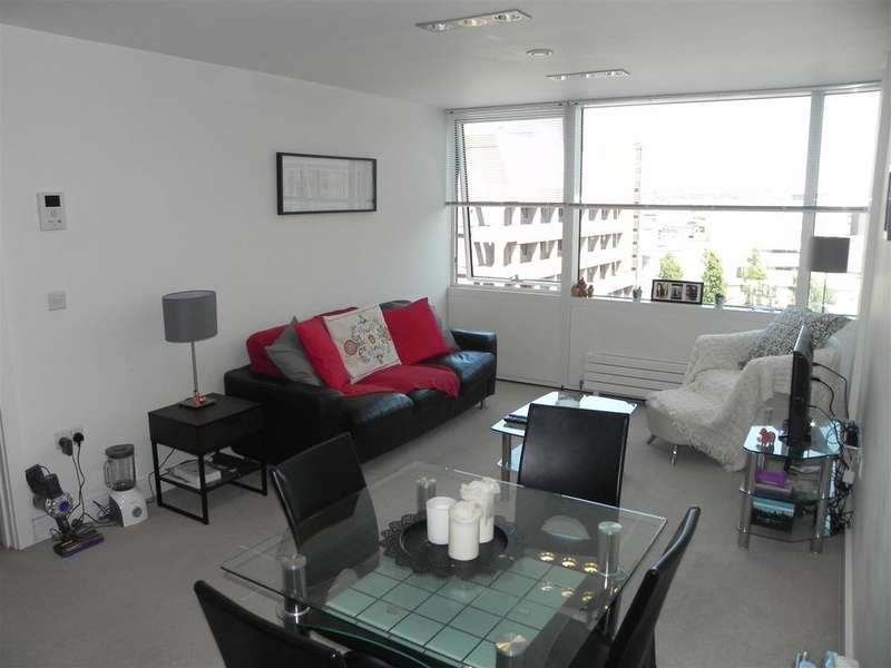 1 Bedroom Apartment Flat for sale in One Park West, Strand Street