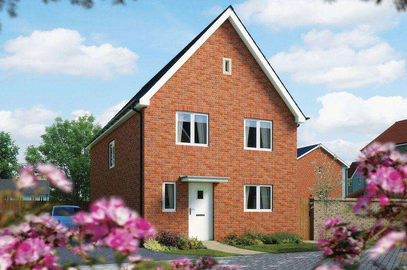 4 Bedrooms Semi Detached House for sale in Morris Gardens, Fordham Road, Soham