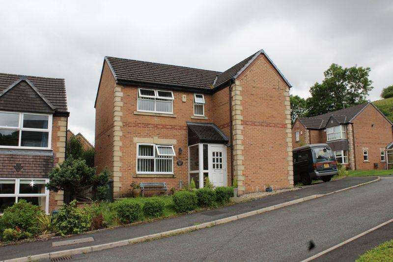 4 Bedrooms Detached House for sale in Pollard Grove, Littleborough