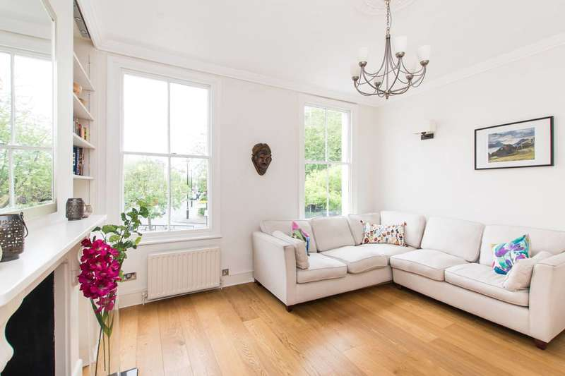 2 Bedrooms Flat for sale in Westmoreland Terrace, Pimlico, SW1V