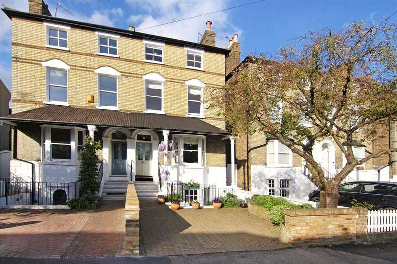 4 Bedrooms Semi Detached House for sale in Thornton Road, Wimbledon, London, SW19