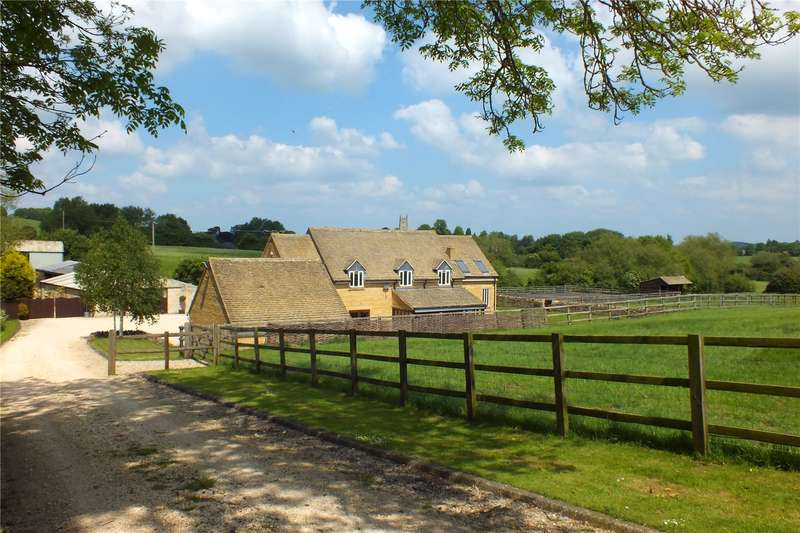 5 Bedrooms Detached House for sale in Catbrook, Chipping Campden, Gloucestershire, GL55