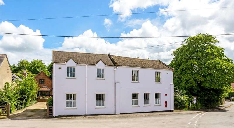 6 Bedrooms Detached House for sale in The Square, Longworth, Abingdon, Oxfordshire, OX13