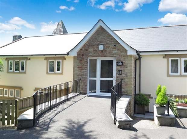 2 Bedrooms Flat for sale in School House, School Hill, Wookey Hole