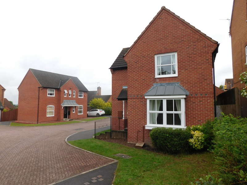 3 Bedrooms Detached House for sale in Valley View, Mansfield