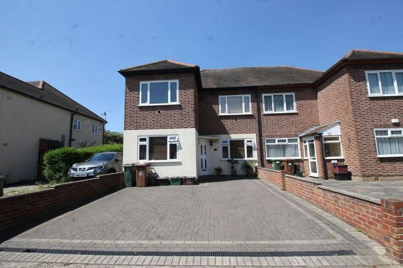 2 Bedrooms Flat for sale in Hudson Road, Bexleyheath, DA7