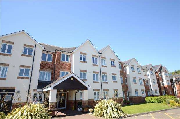 1 Bedroom Flat for sale in D'arcy Court, Marsh Road, Newton Abbot, Devon