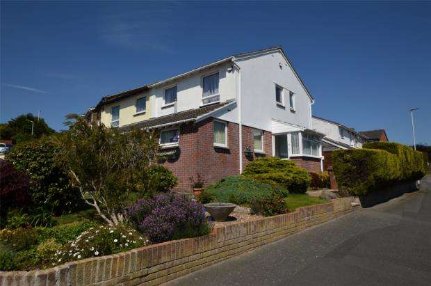 3 Bedrooms Semi Detached House for sale in Yealmpstone Close, Plymouth, Devon