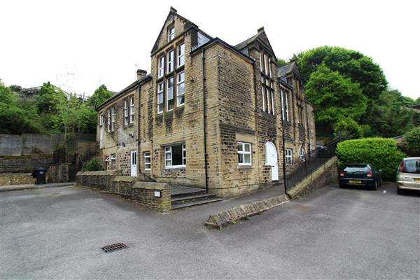 1 Bedroom Apartment Flat for sale in Dicken Royd, Ripponden, Sowerby Bridge