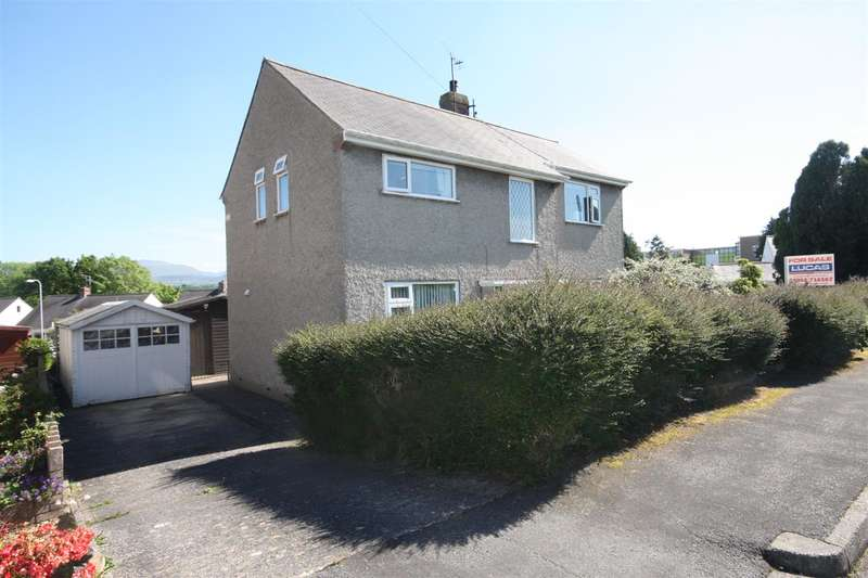 3 Bedrooms Detached House for sale in Lon Ganol, Menai Bridge