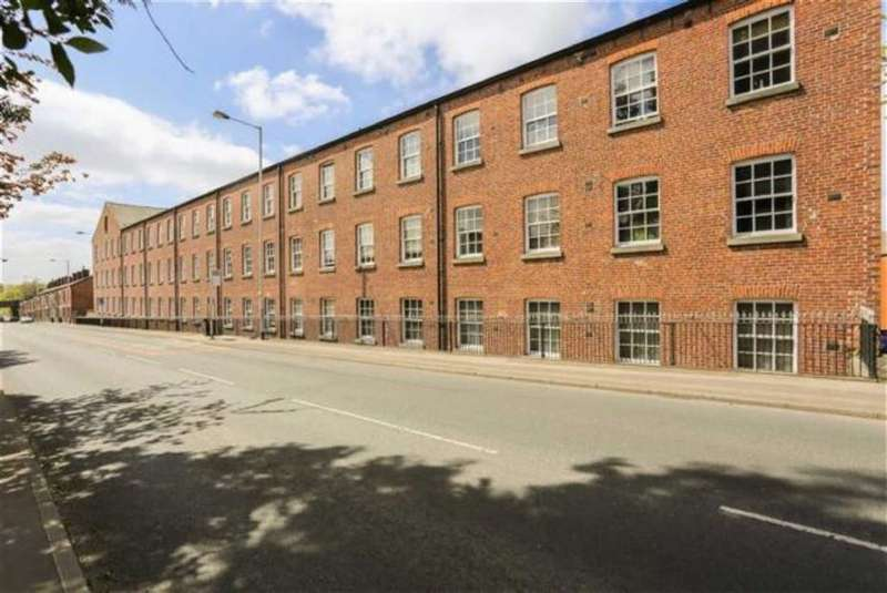 2 Bedrooms Flat for sale in Springbank Court, Manor Road, Stockport