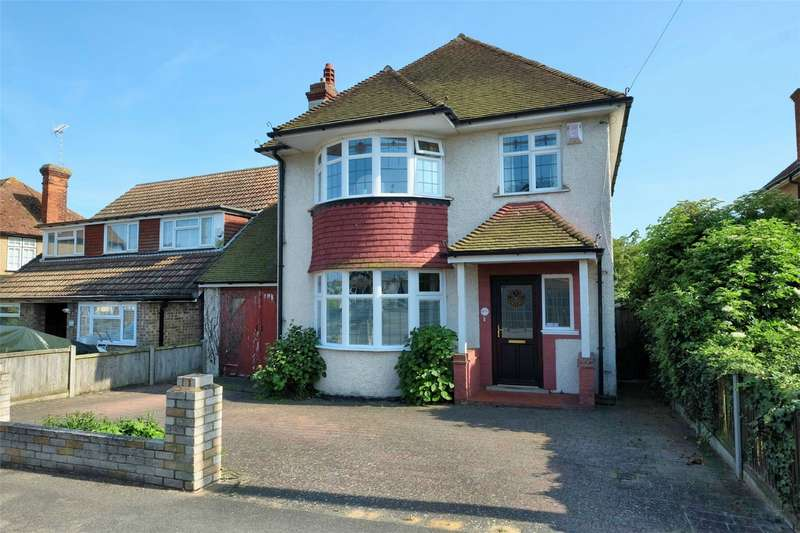 3 Bedrooms Detached House for sale in Queens Road, Tankerton, WHITSTABLE, Kent