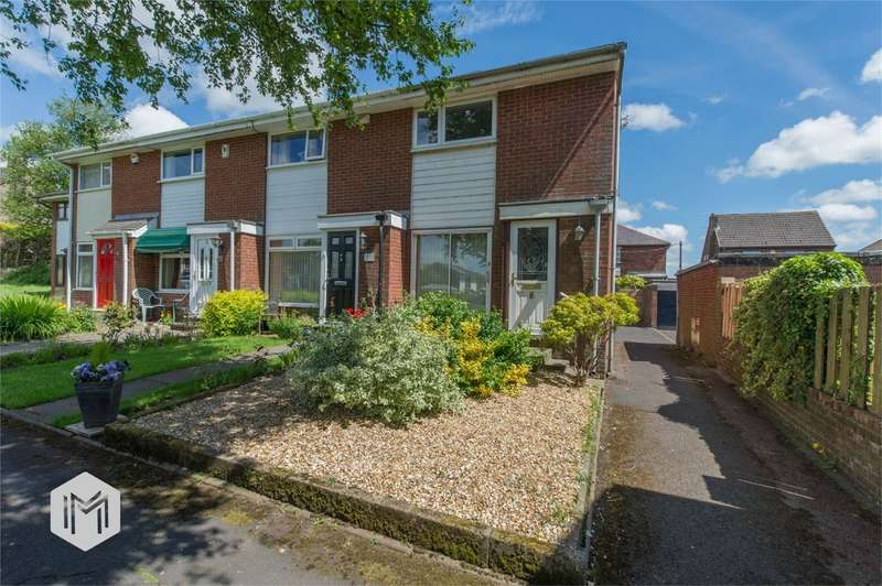 2 Bedrooms Semi Detached House for sale in Greenbarn Way, Blackrod, Bolton, Lancashire