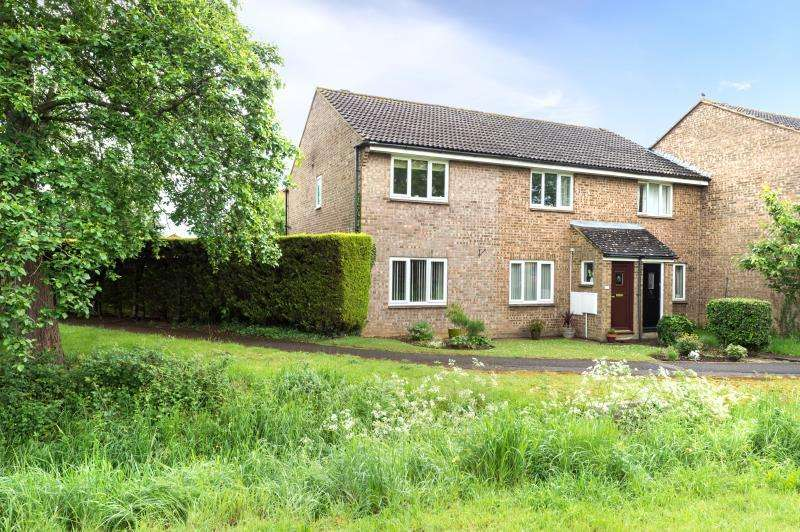 4 Bedrooms Semi Detached House for sale in Great Close Road, Yarnton, Kidlington, Oxfordshire