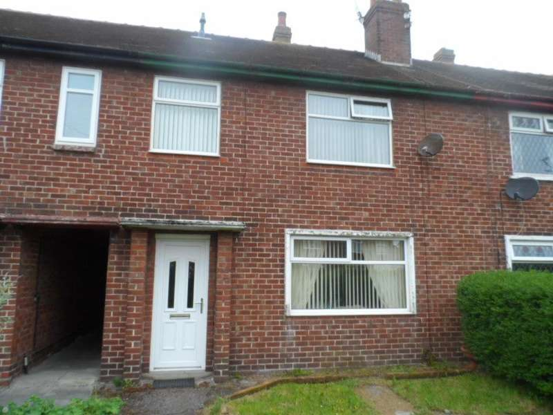 3 Bedrooms Terraced House for sale in Lorne Road, Blackpool, FY2 0RT
