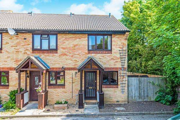 2 Bedrooms End Of Terrace House for sale in Worcester Park, Surrey