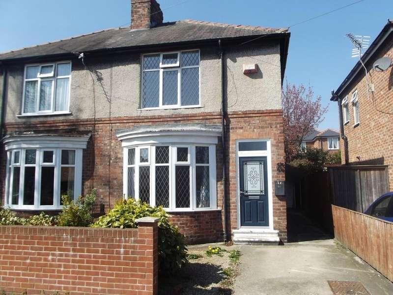 2 Bedrooms Semi Detached House for rent in Davison Road, Darlington