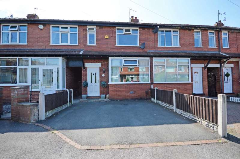 3 Bedrooms Terraced House for sale in Ellwood Road, Offerton