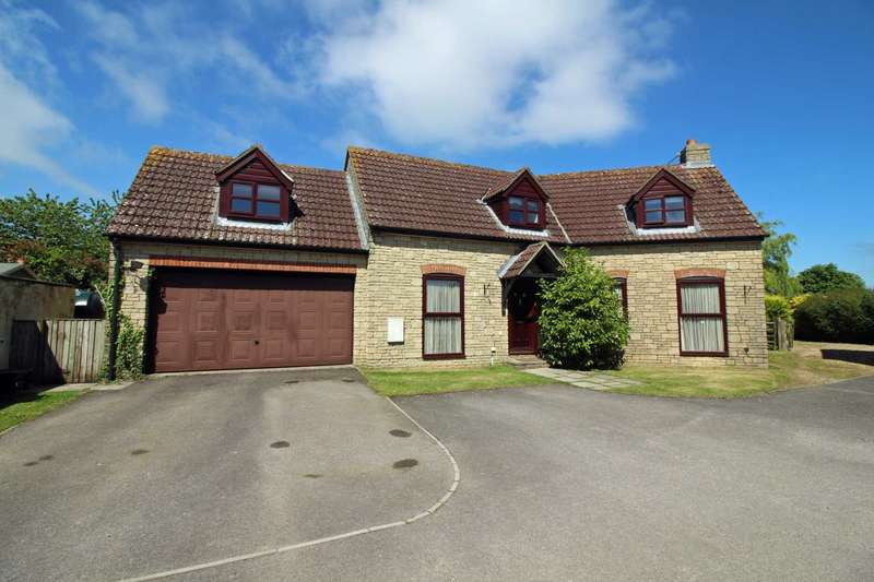 4 Bedrooms Detached House for sale in Pedlars Grove, Chapmanslade