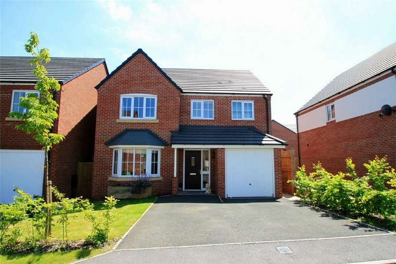 4 Bedrooms Detached House for sale in March Drive, DUDLEY, West Midlands