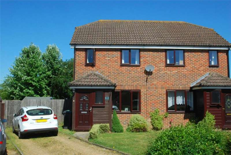 2 Bedrooms Semi Detached House for sale in Lenham