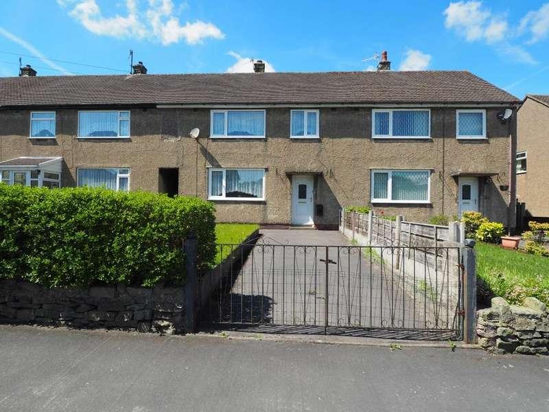 3 Bedrooms Terraced House for sale in Grange Park Road, Chapel-en-le-Frith, High Peak, Derbyshire, SK23 0LJ
