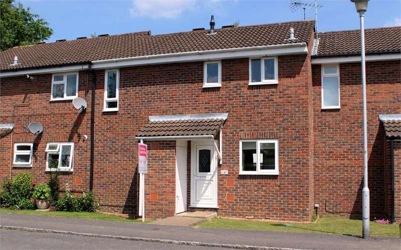 2 Bedrooms Terraced House for sale in Loughborough, Bracknell, Berkshire