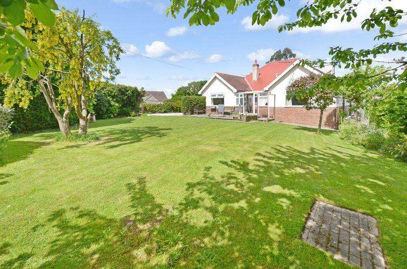 4 Bedrooms Detached House for sale in Ipplepen