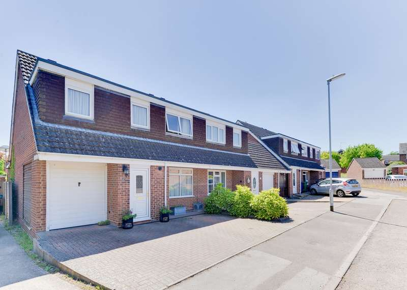 4 Bedrooms End Of Terrace House for sale in Greengage Rise, Melbourn, Royston, SG8