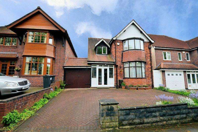 3 Bedrooms Link Detached House for sale in Wadhurst Road, Edgbaston