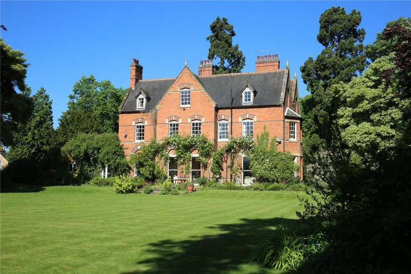 8 Bedrooms Detached House for sale in Hardwick, Northamptonshire, NN9