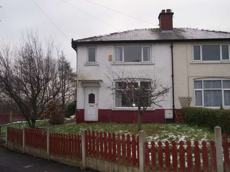 3 Bedrooms Semi Detached House for sale in Preston, Lancashire, PR1 4NE