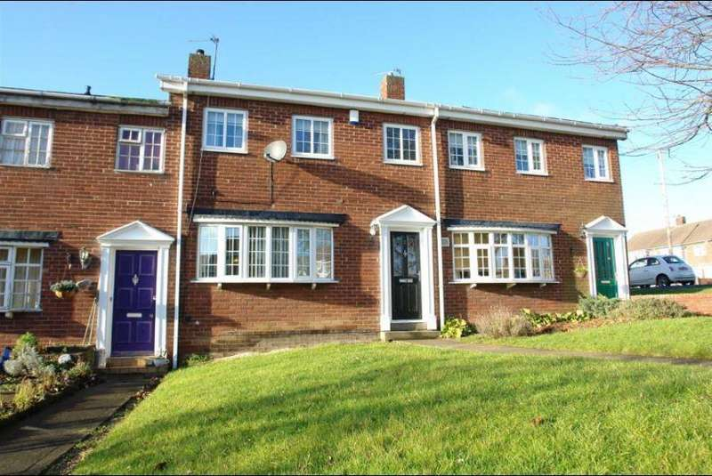 3 Bedrooms House for sale in Georgian Court, Newcastle Upon Tyne