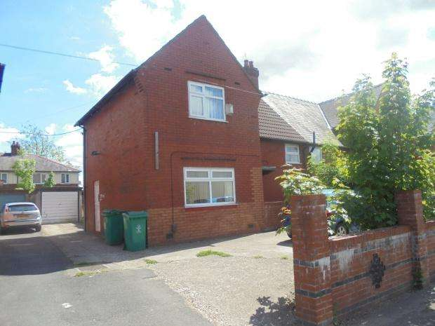 3 Bedrooms Terraced House for sale in 399 Princess Road, Manchester, M14