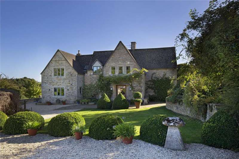 5 Bedrooms Detached House for sale in Chadlington, Chipping Norton, Oxfordshire, OX7
