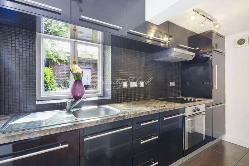 2 Bedrooms Flat for sale in Moreland Cottages, E3