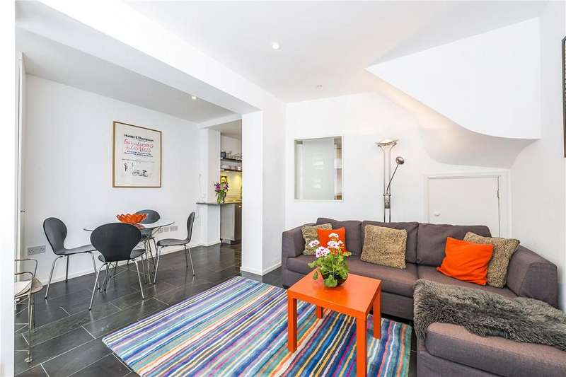 2 Bedrooms Flat for sale in Railton Road, London, SE24