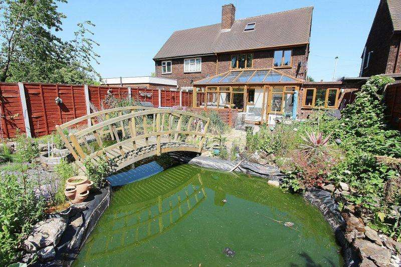 2 Bedrooms Semi Detached House for sale in Isaac Walton Place, West Bromwich