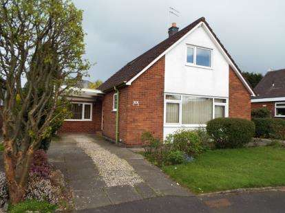 3 Bedrooms Bungalow for sale in Fairways Avenue, Broughton, Preston, Lancashire