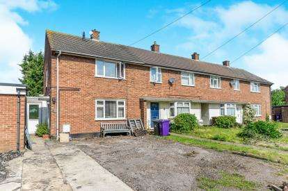 2 Bedrooms End Of Terrace House for sale in Ordelmere, Letchworth Garden City, Hertfordshire, England